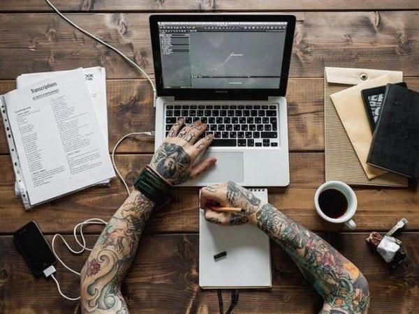 Allround freelance tekstschrijver