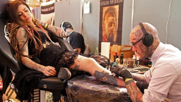 Dutch Ladies Tattooconventie Vijfhuizen