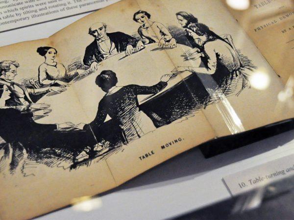 De geschiedenis van het spiritisme