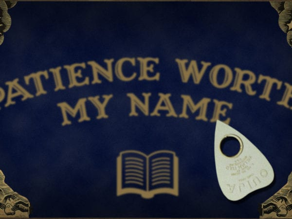 Patience Worth, schrijfster uit het hiernamaals