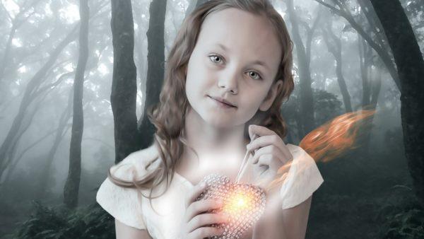 paranormale kinderen