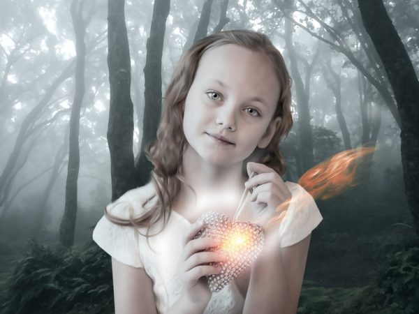 Paranormale kinderen: kleine potjes met grote oren