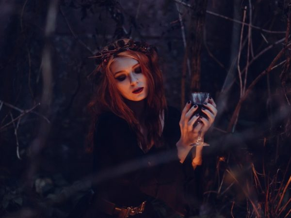 Zwarte magie verbreken