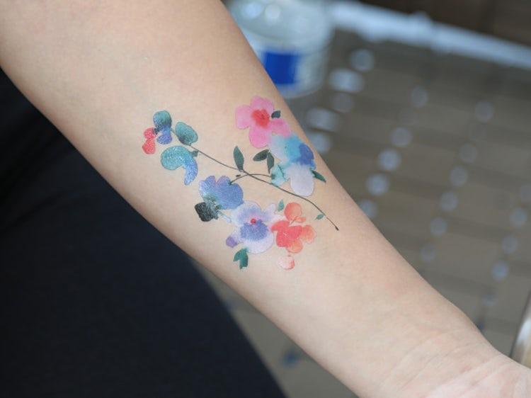 tattoos tekenen met pen