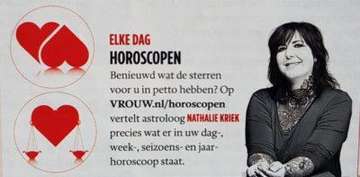 Nathalie Kriek VROUW astroloog