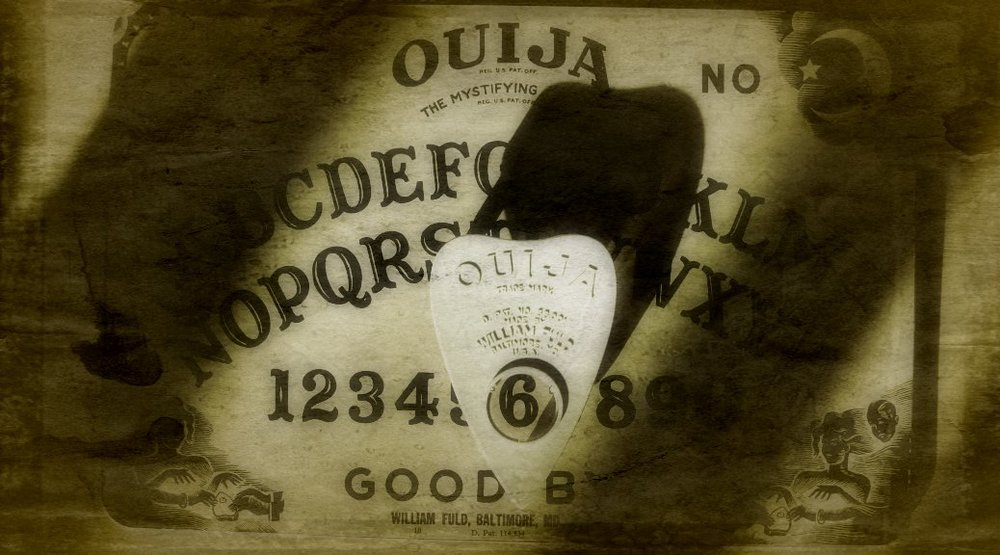 Wat is een Ouija board?
