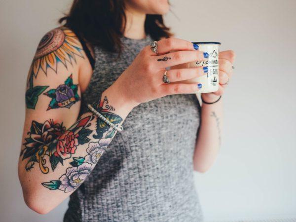 Waarom heb je zoveel tattoos?