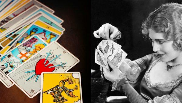 Basis betekenissen tarotkaarten