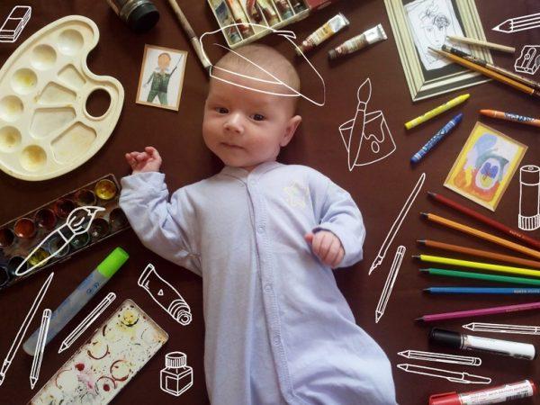 Kinderhoroscoop, eenvoudig zelf te maken