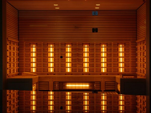 Infrarood sauna thuis, uw eigen spirituele wellness unit