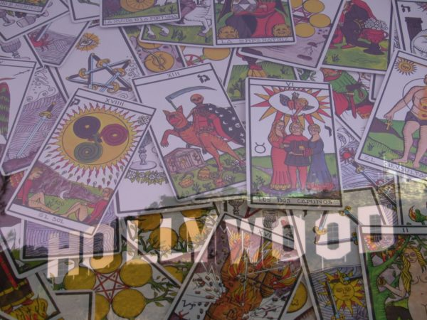 Hollywood tarotreader