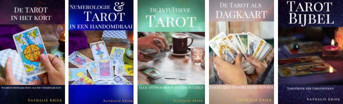 nieuwste boeken over tarot