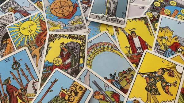 Workshop Tarot jaarkaart berekenen