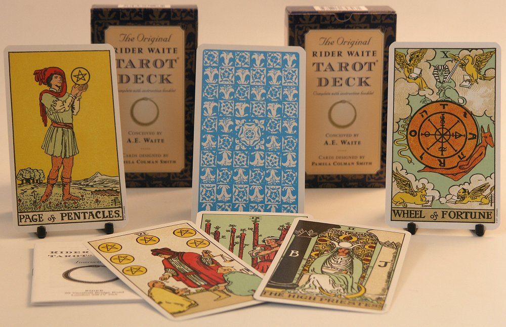 tarot cursus klassikaal