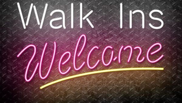 Walk-in woensdag