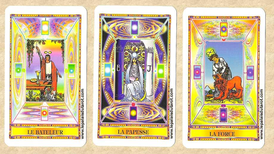 tarot cursus twee tot vier personen