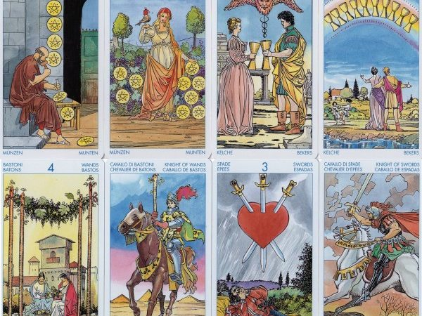 Tarot cursus voor beginners in Noord Holland