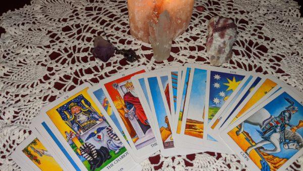 gratis tarot kaart legging