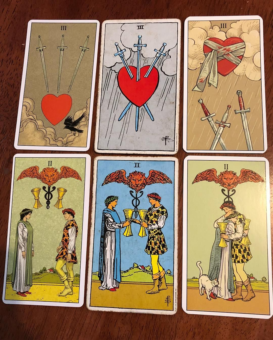tarot workshop krommenie