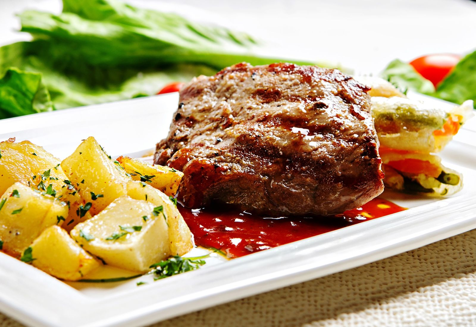 afslanken zonder dieet daily menu