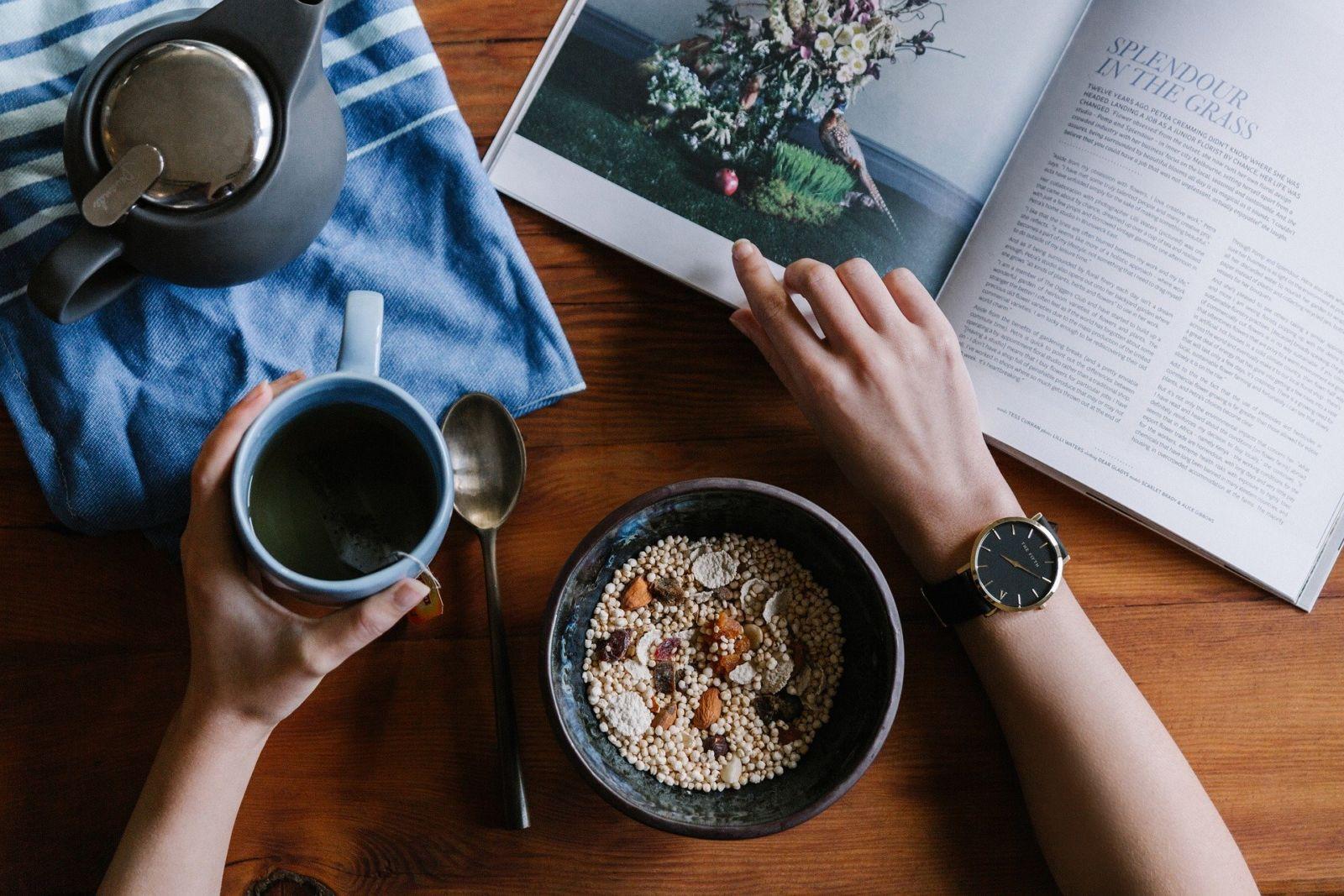 afslanken zonder dieet maand 4