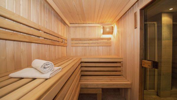 afslanken in de sauna een fabel