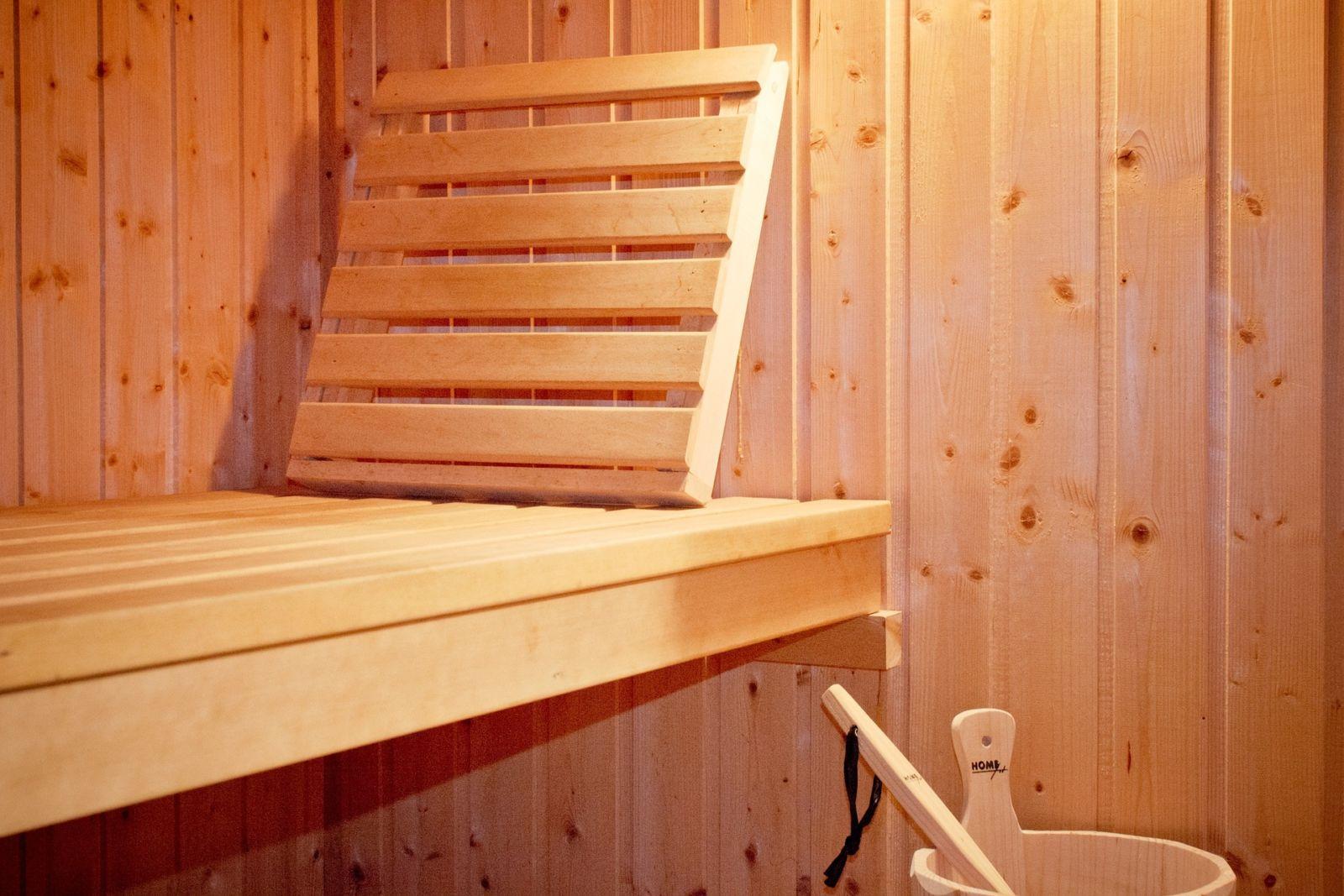 afslanken in sauna een fabel