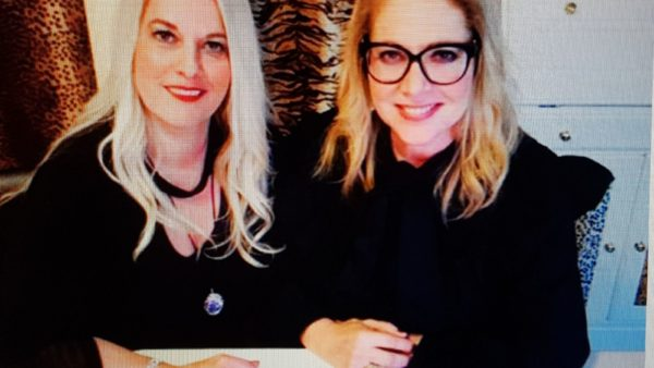 Kim Querfurth & Fiona Hering