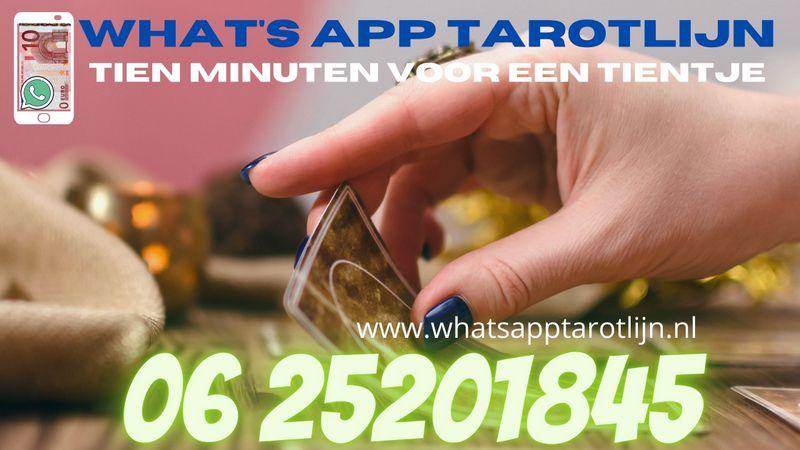 Whatsapp tarotlijn