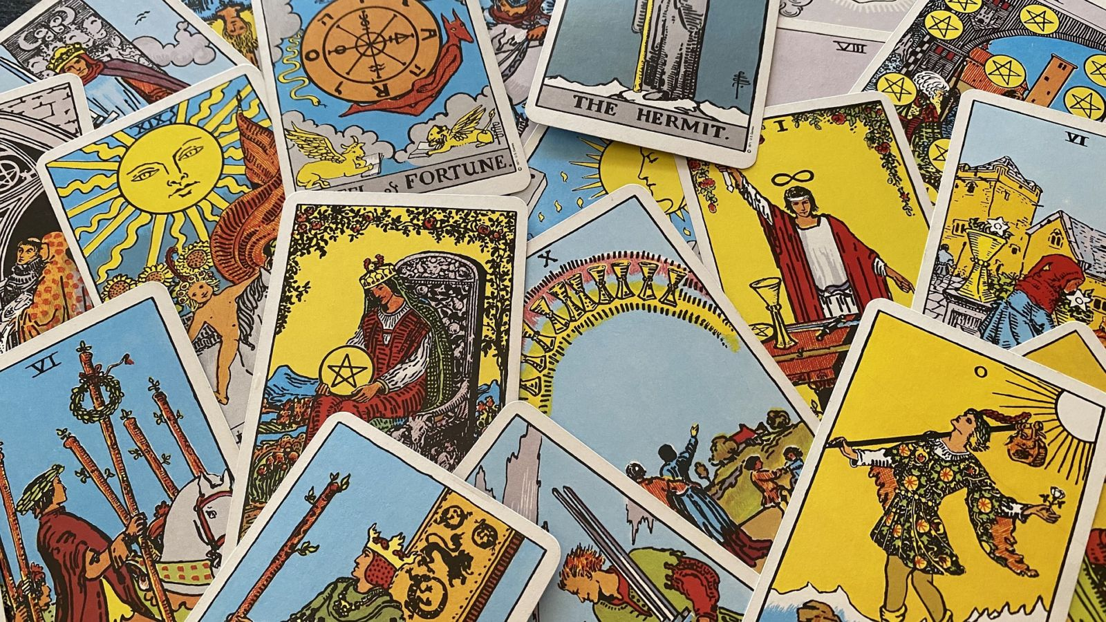 tarot workshop basis