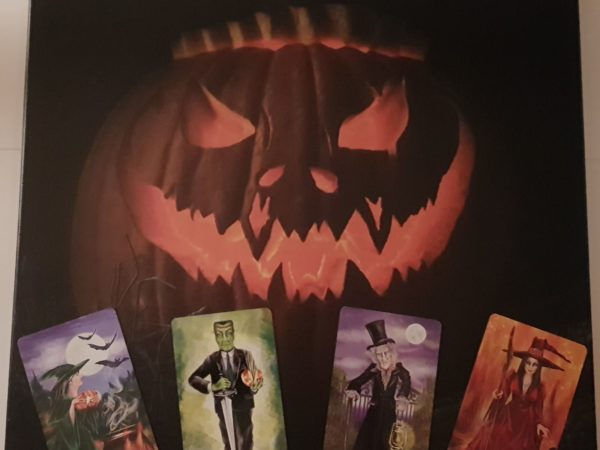 Halloween workshop met tarotkaarten