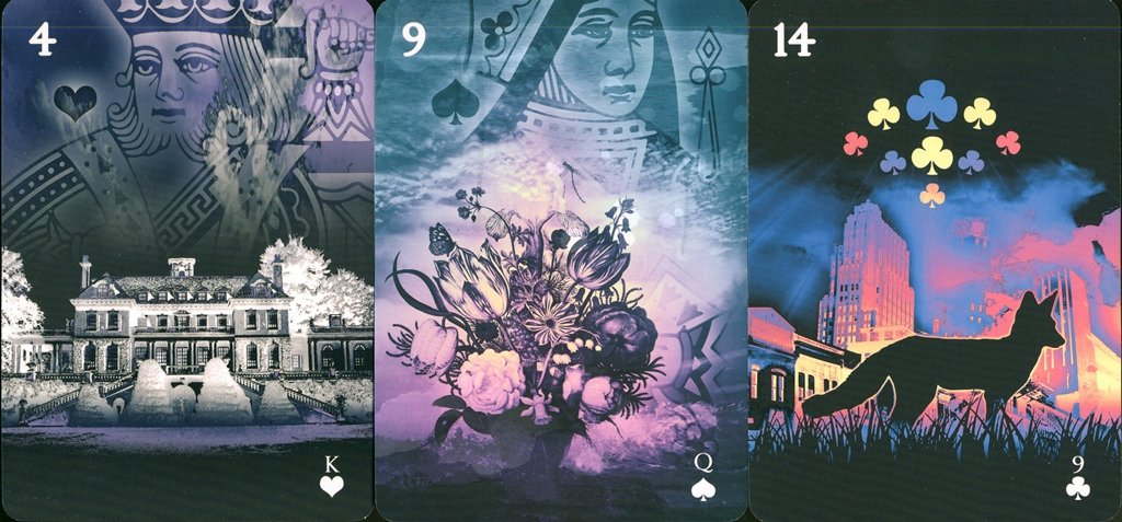 Lenormand jaarlegging
