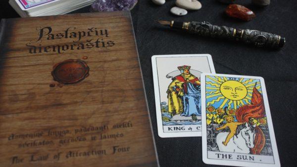 Online tarot workshops