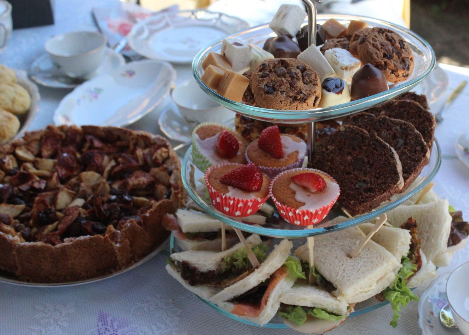 tarot tea party