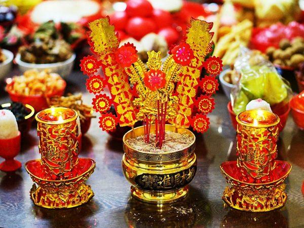 Chinese astrologie, maand, jaar en uurdieren
